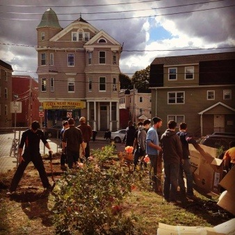 Boston Food Forest Coalition (BFFC) | New England Grassroots